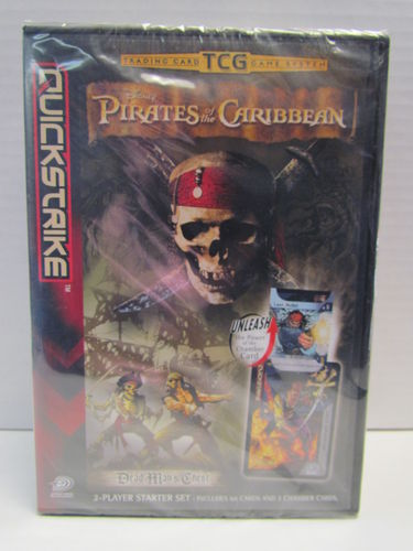 Pirates of the Caribbean Dead Man's Chest Quickstrike Starter