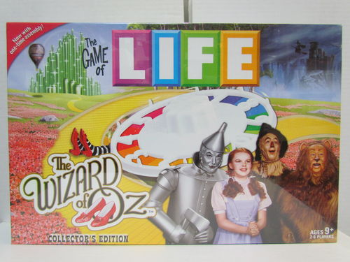 The Game of Life The Wizard of Oz Edition Game