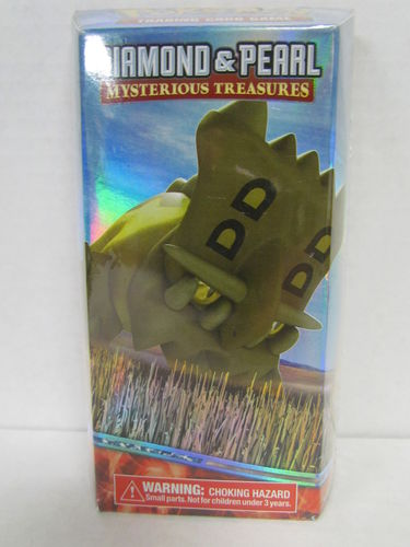 Pokemon Diamond & Pearl Mysterious Treasures ARMOR FORTRESS Theme Deck