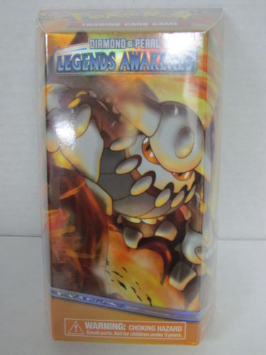 Pokemon Diamond & Pearl Legends Awakened METAL SURGE Theme Deck