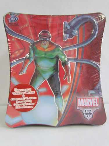 Upper Deck VS System Marvel Origins vs Doctor Octopus Tin
