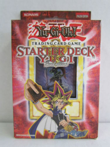 YuGiOh Yugi Evolution Starter Deck