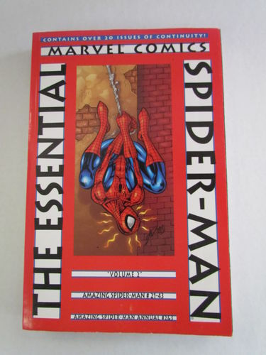 The Essential Spider-Man Volume 2