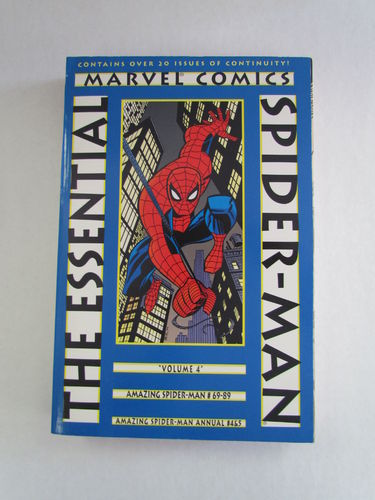 The Essential Spider-Man Volume 4
