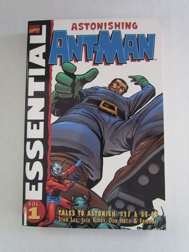 The Essential Astonishing Ant-Man Volume 1