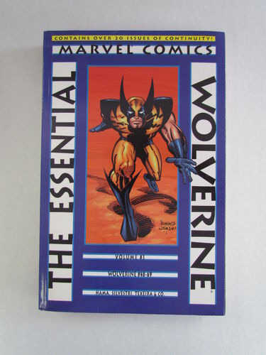 The Essential Wolverine Volume 3