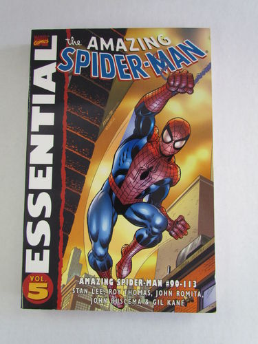 The Essential Spider-Man Volume 5