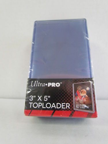 Top Loader - 3x5 Tall