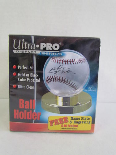 Ultra Pro Gold Base Holder - Baseball #81152