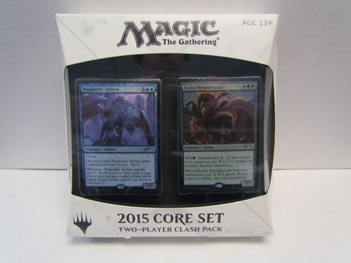 Magic the Gathering 2015 Core Set FATE & FURY Clash Pack