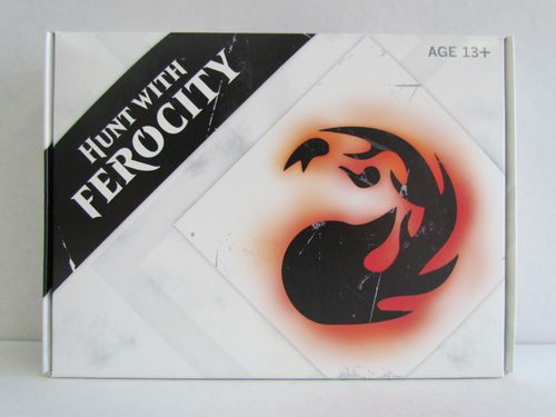 Magic the Gathering 2015 Prerelease Pack HUNT WITH FEROCITY