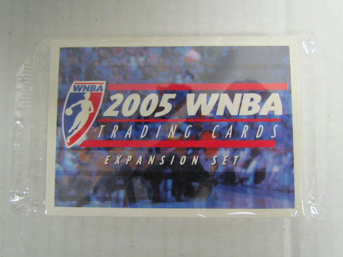 2005 Rittenhouse WNBA Expansion Set