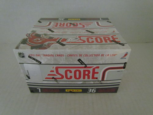 2011/12 Panini Score Hockey Hobby Box