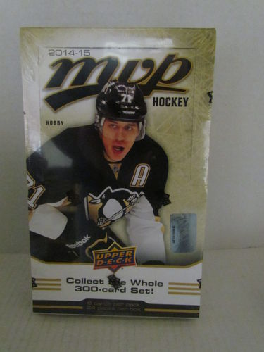 2014/15 Upper Deck MVP Hockey Hobby Box
