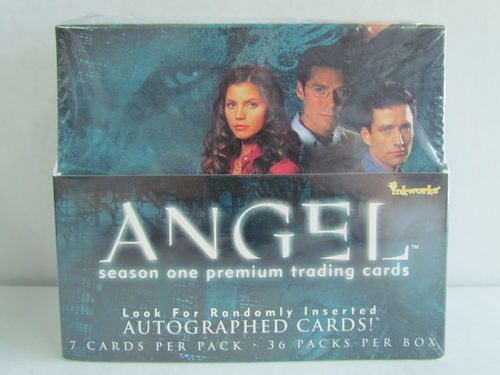 Inkworks ANGEL Season One Hobby Box