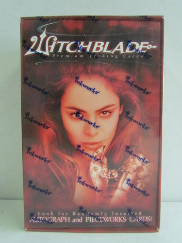 Inkworks Witchblade Trading Card Box