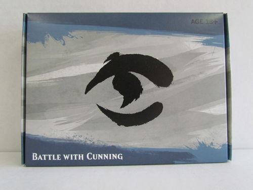 Magic the Gathering Fate Reforged Prerelease Pack BATTLE WITH CUNNING - JESKAI
