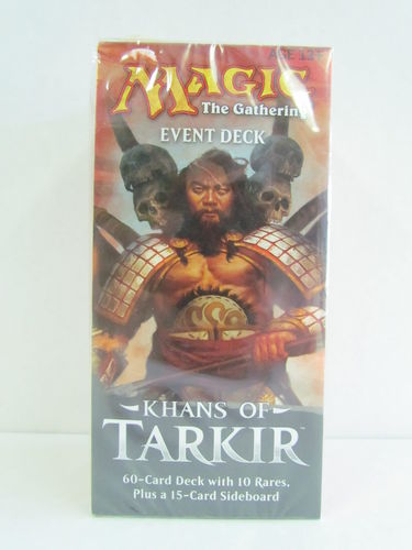 Magic the Gathering Khans of Tarkir Event Deck CONQUERING HORDES