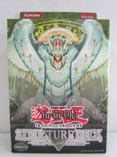 YuGiOh Lord of the Storm 1st Edition Structure Deck