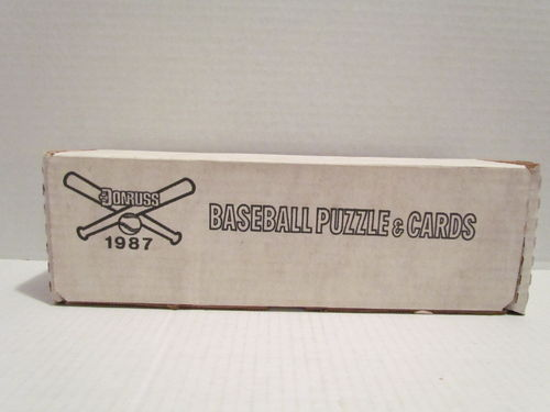 1987 Donruss Baseball Factory Set