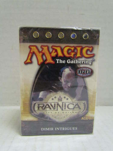 Magic the Gathering Ravnica Theme Deck DIMIR INTRIGUES