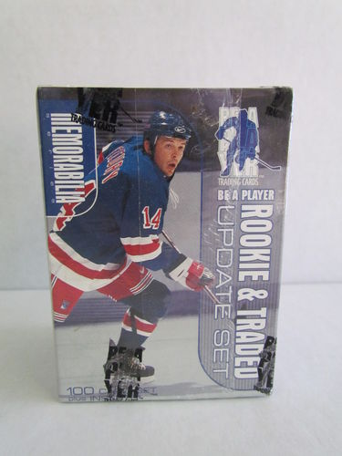 1999/2000 Be a Player Rookie & Traded Update Set (Memorabilia Series)
