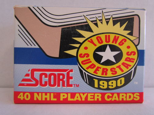 1990/91 Score Young Superstars Hockey Factory Set
