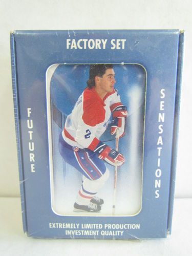 1991/92 Ultimate Sportscards Hockey Premier Edition Factory Set