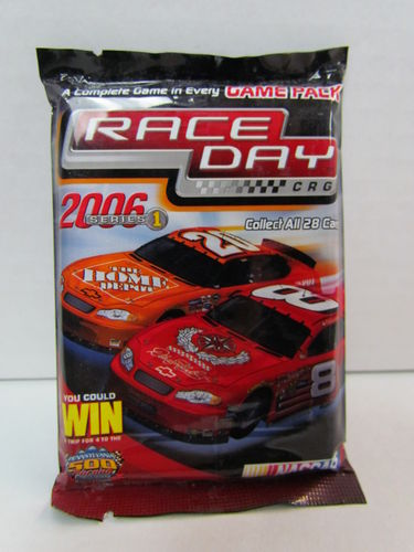 2006 Wiz Kids Race Day Constructable Racing Game Pack