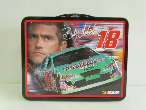2004 Tin Box Company Bobby Labonte Lunch Box #18