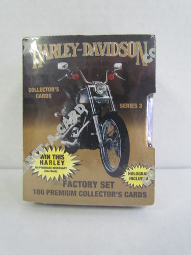 Collect-A-Card Harley Davidson Series 3 Trading Cards Set