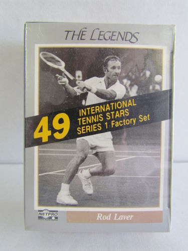 1991 NetPro The Legends Tennis Set