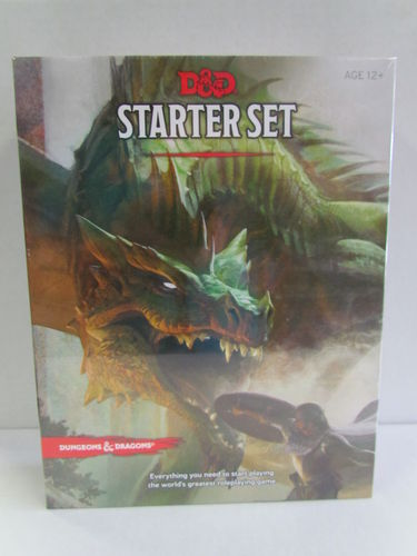 Dungeons & Dragons 5E: Starter Set