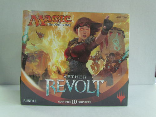Magic the Gathering Aether Revolt Bundle (Fat Pack)