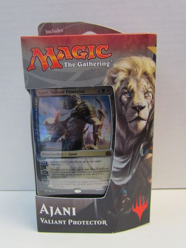 Magic the Gathering Aether Revolt Planeswalker Deck AJANI