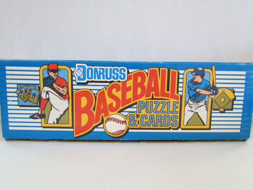 1989 Donruss Baseball Factory Set
