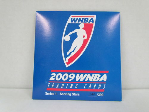 2009 Rittenhouse WNBA Series 1 Scoring Stars Set