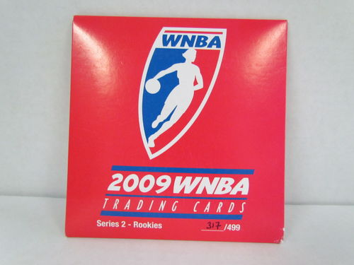 2009 Rittenhouse WNBA Series 2 Rookie Set