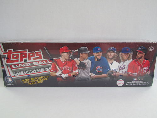 2017 Topps Baseball Hobby Factory Set
