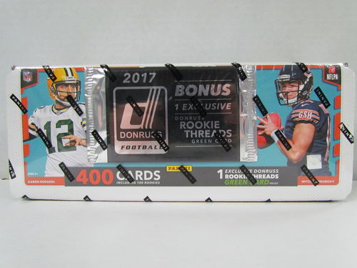 2017 Panini Donruss Football Factory Set