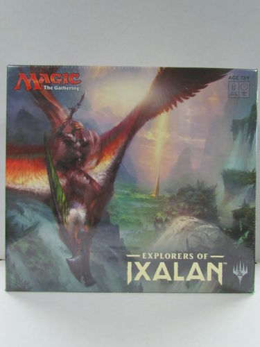 Magic the Gathering Explorers of Ixalan Board Game