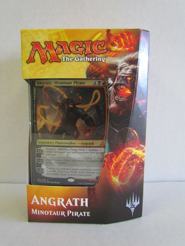 Magic the Gathering Rivals of Ixalan Planeswalker Deck ANGRATH