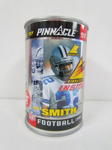 1997 Pinnacle Inside EMMITT SMITH Football Can