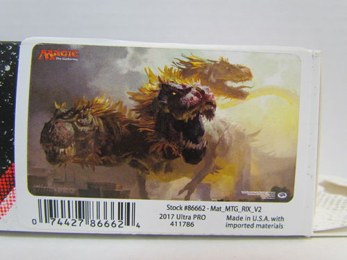 Magic the Gathering Play Mat Rivals of Ixalan #2