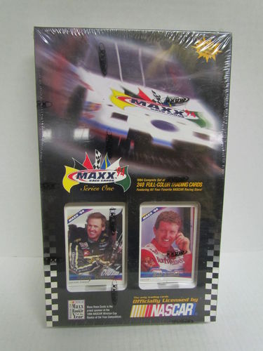 1994 Maxx Series 1 Factory Set