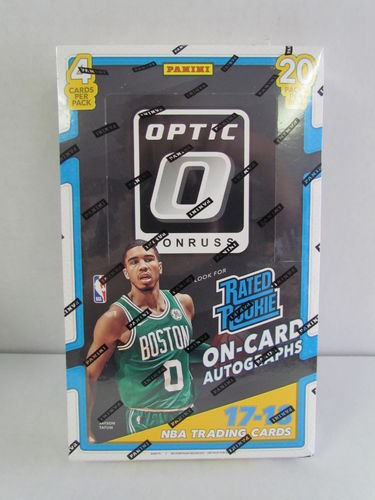 2017/18 Panini Optic Basketball Hobby Box
