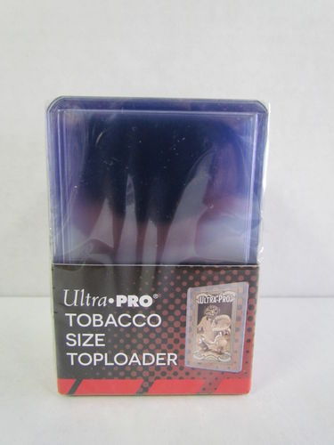 Ultra Pro Top Loader - Tobacco Size