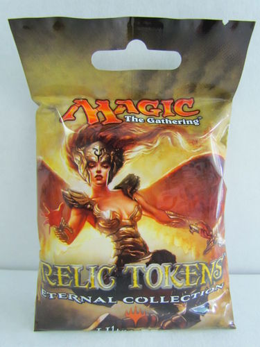 Magic the Gathering Relic Tokens Eternal Collection Booster Pack