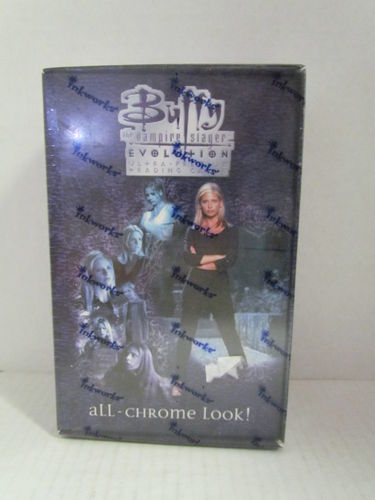 Inkworks BUFFY THE VAMPIRE SLAYER EVOLUTIONS Hobby Box