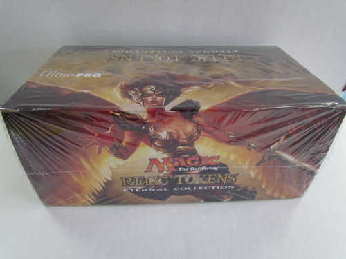Magic the Gathering Relic Tokens Eternal Collection Booster Box